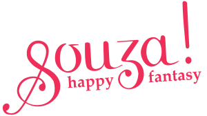 Souza Happy Fantasy full colour